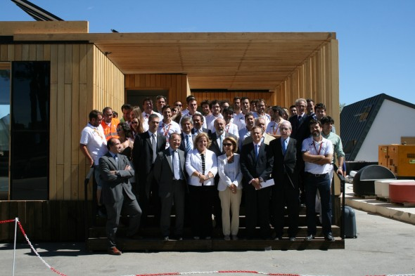 CEU Valencia team