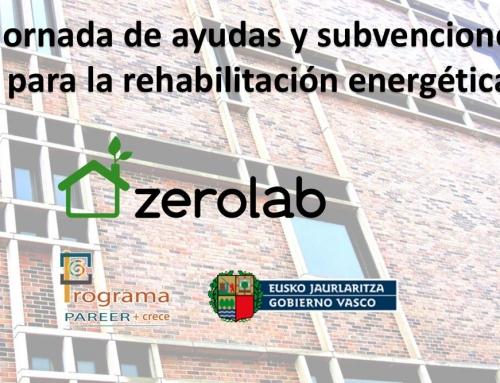 Jornada: Ayudas a la rehabilitación energética de edificios